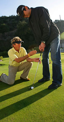 Private Golf Lessons
